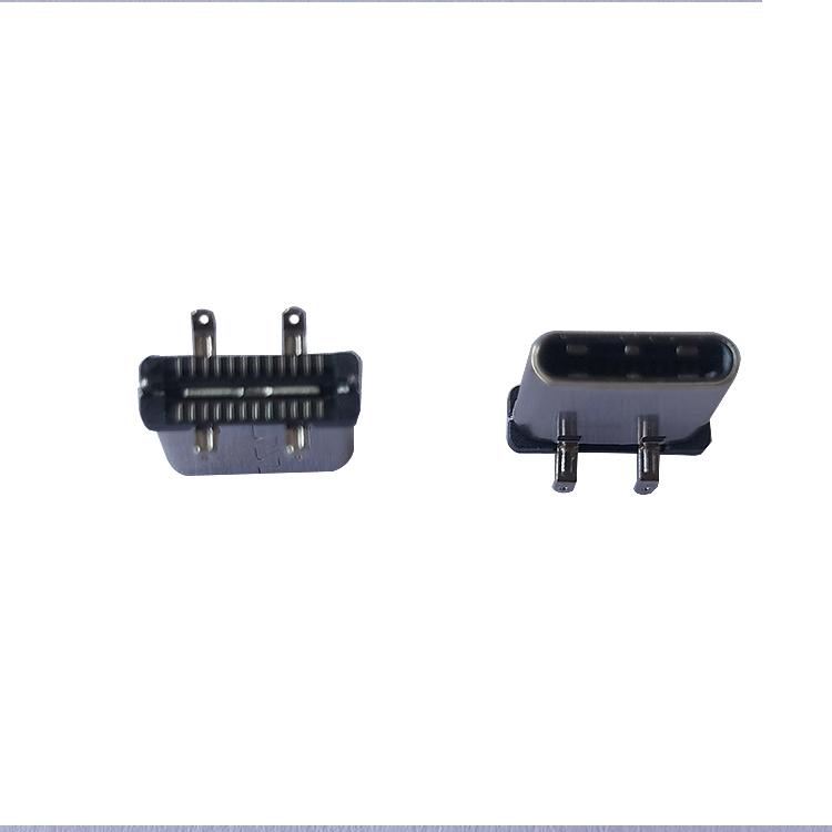 19--USB C F 直立式 短体9.20