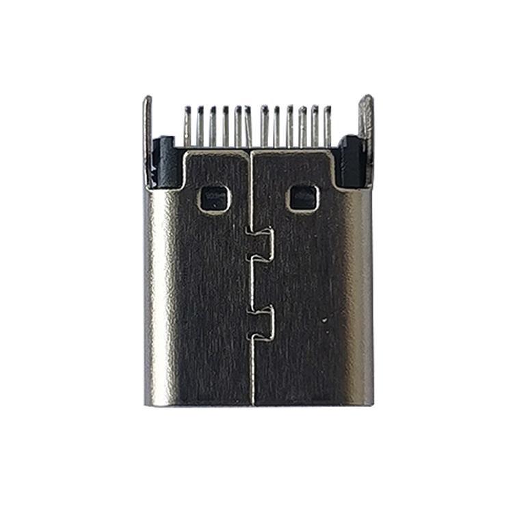 29--USB C F 夹板式0.8