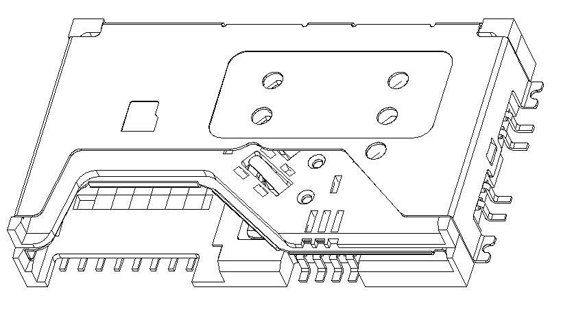 MICRO SD+SIM 3IN1 conn.
